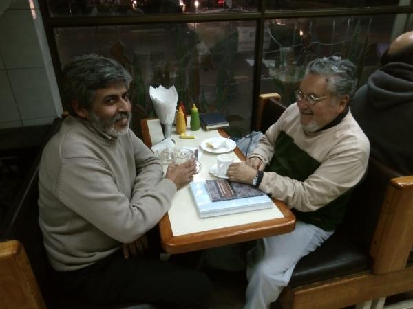 Catarsis con Juan Ignacio Colil