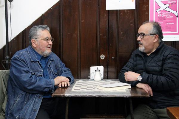 Confesando a Ramón Díaz Eterovic