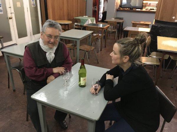 Diálogo conceptual con Julia Guzmán Watine