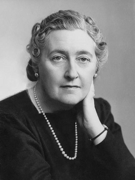 Agatha Christie: 15 de septiembre.